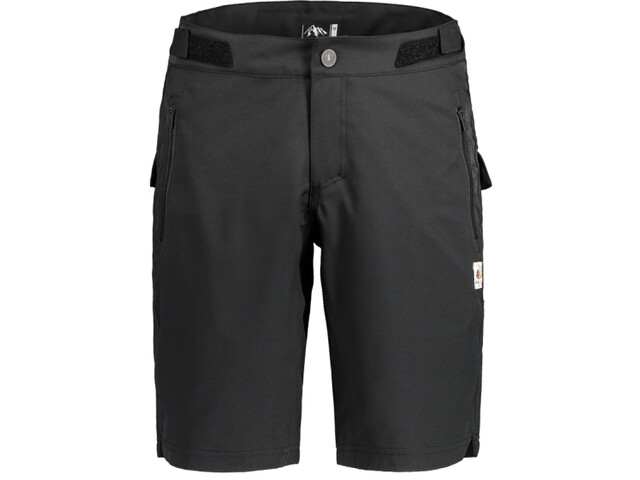 Maloja BardinM. Pantalones cortos multideportivos Hombre, moonless
